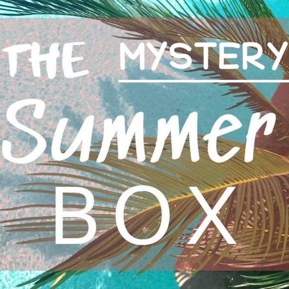 "MYSTERY SUMMER BOX dress,beach bikini,cover up ""M"""